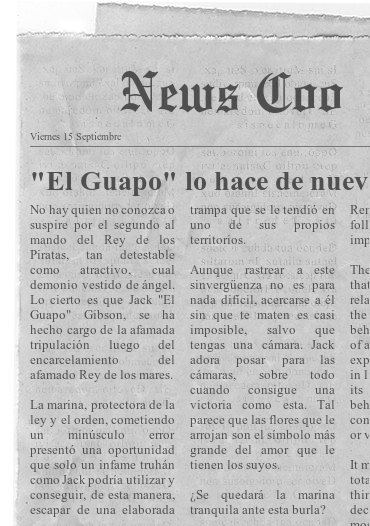 News Coo #1  Newspa10