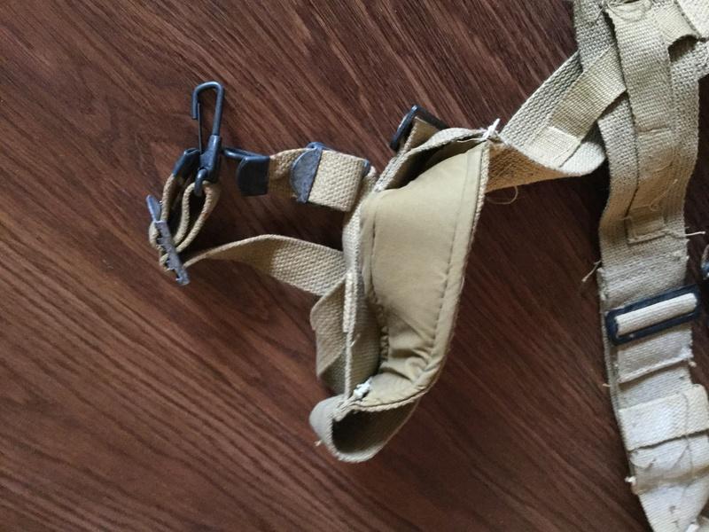 US? M1945 Khaki /tan suspenders  Img_0012