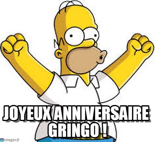 Happy birthday Gringos ! Gringo10