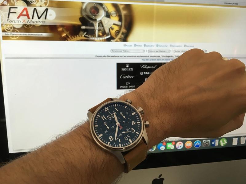 Alpina - [Conseil] La quête de la seconde - Budget 1000€ Img_0912