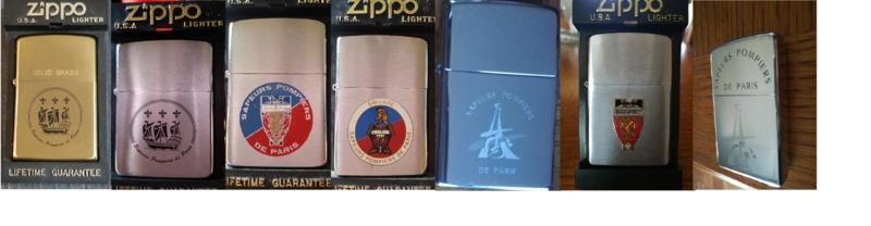 Ma collection de zippo des sapeurs pompiers de paris (BSPP) Zippo110