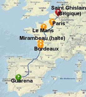 KIRA - x 12 ans - Asso Une Histoire de Galgos - Extramadure (Espagne)  Carte_27