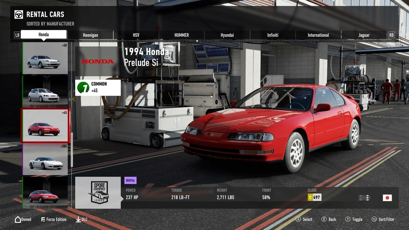 FM7 Time Attack   Stock Car Challenge #1 (1994 Honda Prelude Si) 3d978910