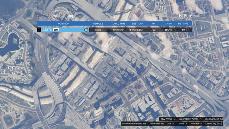GTA 5 | Canyon Crossing (Tyrus) *RESULTS UP* Img_2111