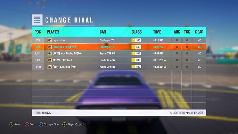 FH3 Time Attack | Stock Car Challenge #20 (1970 Dodge Challenger R/T) Img_2116