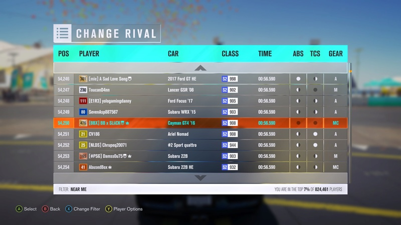 FH3 Time Attack | Cross Track Scramble - 500HP (FWD/RWD/AWD) Img_2119
