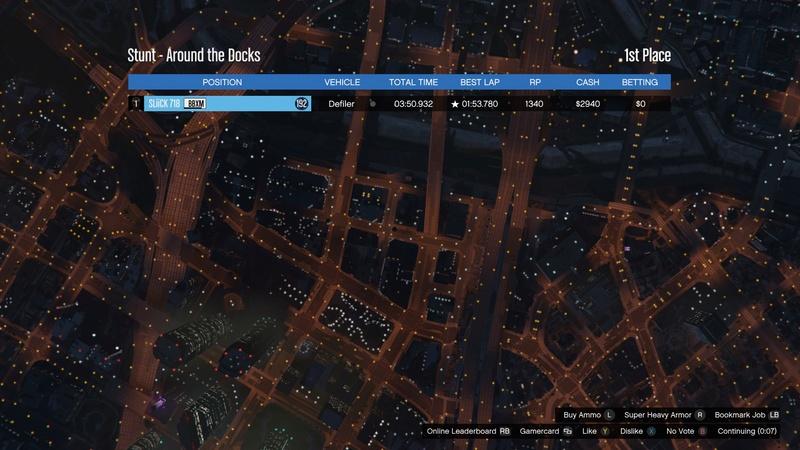 GTA 5 Time Attack | Around the Docks (Defiler) Img_2124