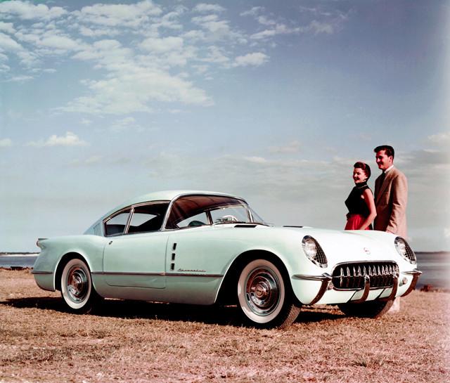 1954 Chevrolet Corvair Dream Car 02-54-10