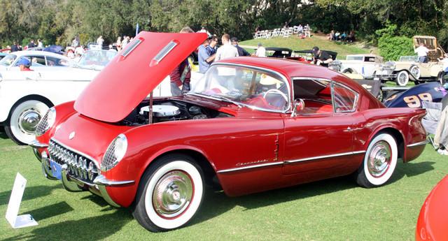 1954 Chevrolet Corvair Dream Car 0410