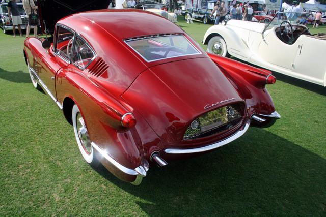 1954 Chevrolet Corvair Dream Car 0510