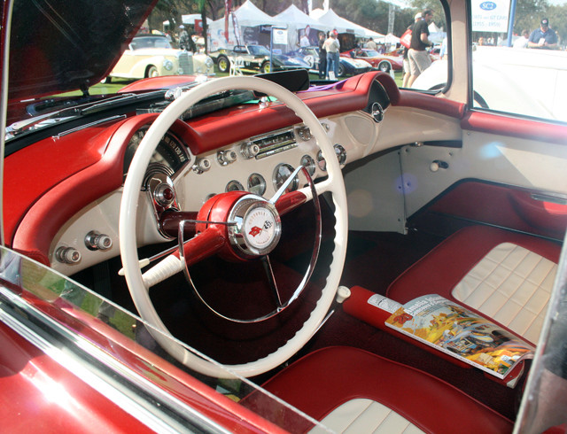 1954 Chevrolet Corvair Dream Car 0610