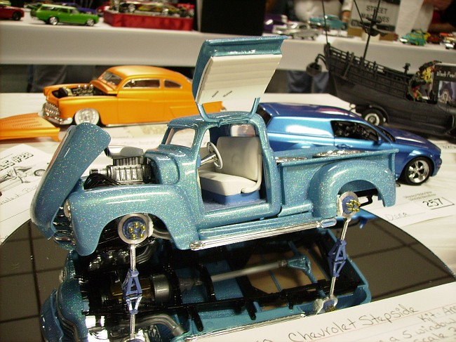 Model Kits Contest - Hot rods and custom cars 110