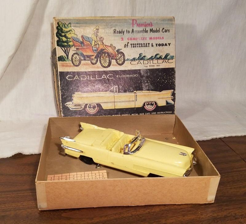 Premier - Automotive model kit 117