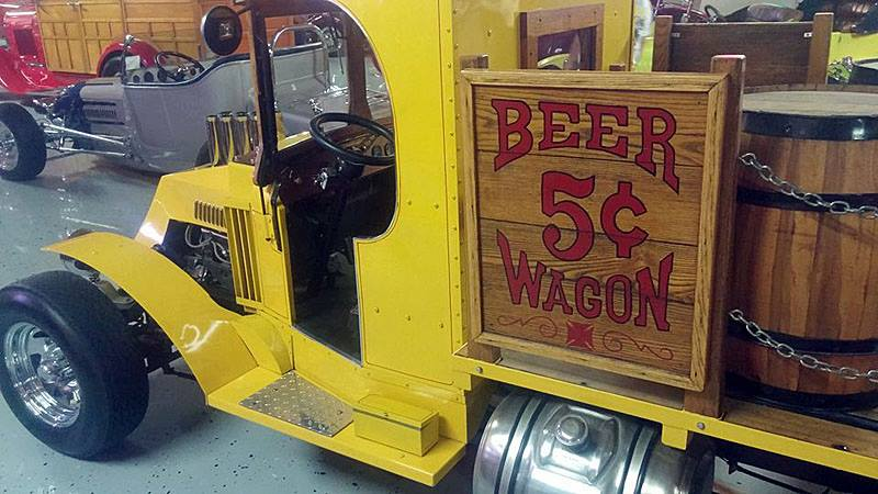 Beer Wagon - Design Tom Daniels 19248010