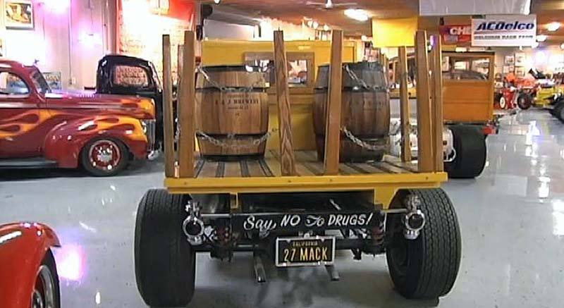 Beer Wagon - Design Tom Daniels 19366311