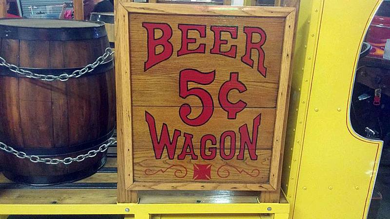 Beer Wagon - Design Tom Daniels 19366312