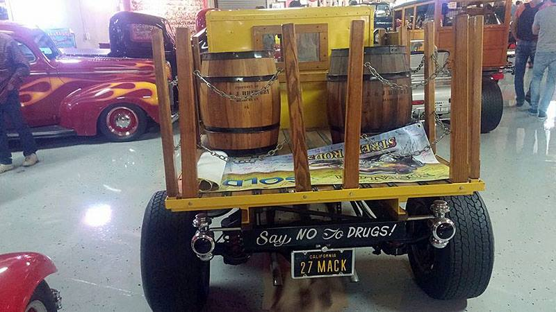 Beer Wagon - Design Tom Daniels 19397110