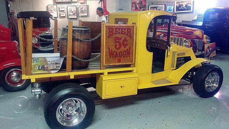 Beer Wagon - Design Tom Daniels 19399210
