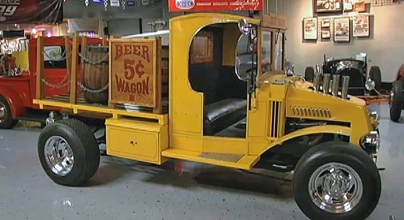 Beer Wagon - Design Tom Daniels 19399211