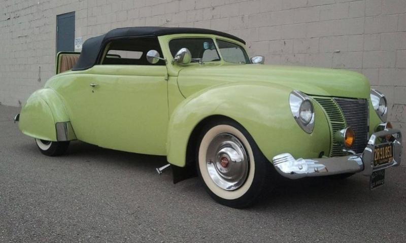 Ford & Mercury 1939 - 40 custom & mild custom - Page 8 1939fo14