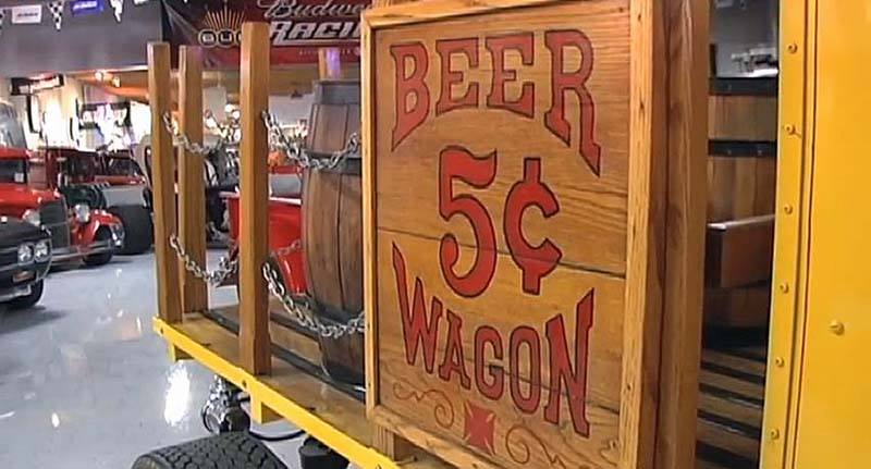 Beer Wagon - Design Tom Daniels 19420510
