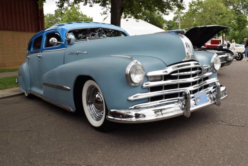 Pontiac 1930's & 1940's custom & mild custom 19453010