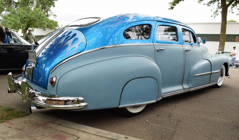 Pontiac 1930's & 1940's custom & mild custom 19453210