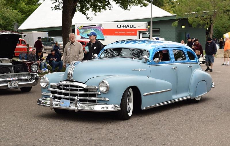 Pontiac 1930's & 1940's custom & mild custom 19466511