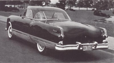 1952-1954 Packard Panther and Pan American 1952-111