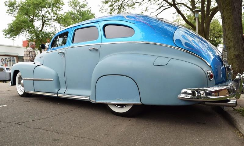 Pontiac 1930's & 1940's custom & mild custom 19574910