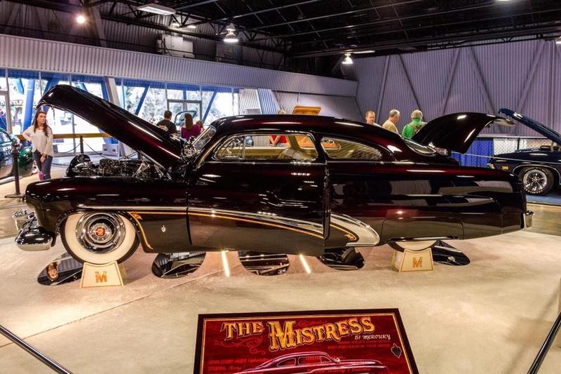 1951 Mercury - The Mistress - Steve & Donna Santos 21371310