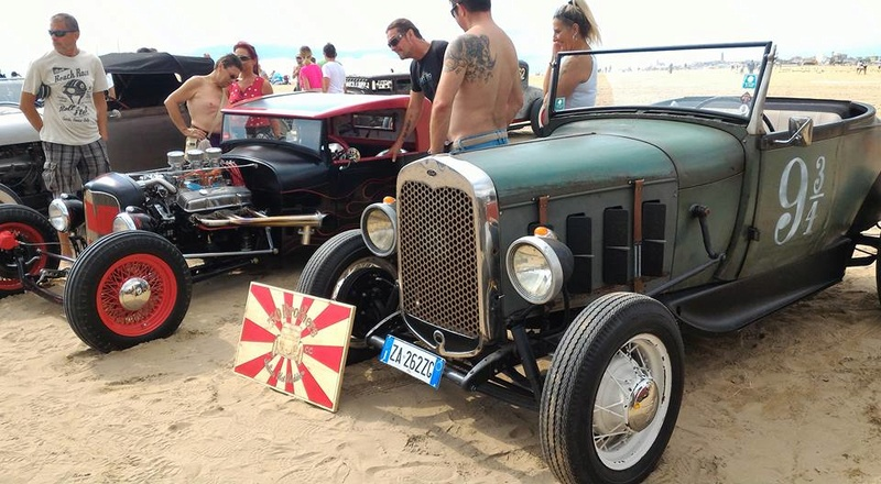 ROLL & FLAT CAORLE BEACH RACE POWERED BY 50'S BROTHERS C.C. Septembre 2017 21432810