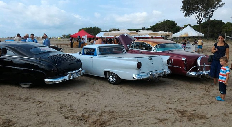 ROLL & FLAT CAORLE BEACH RACE POWERED BY 50'S BROTHERS C.C. Septembre 2017 21462811