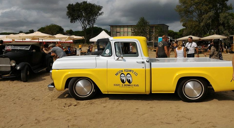 ROLL & FLAT CAORLE BEACH RACE POWERED BY 50'S BROTHERS C.C. Septembre 2017 21463010