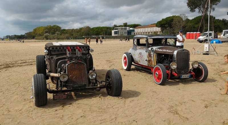 ROLL & FLAT CAORLE BEACH RACE POWERED BY 50'S BROTHERS C.C. Septembre 2017 21463011