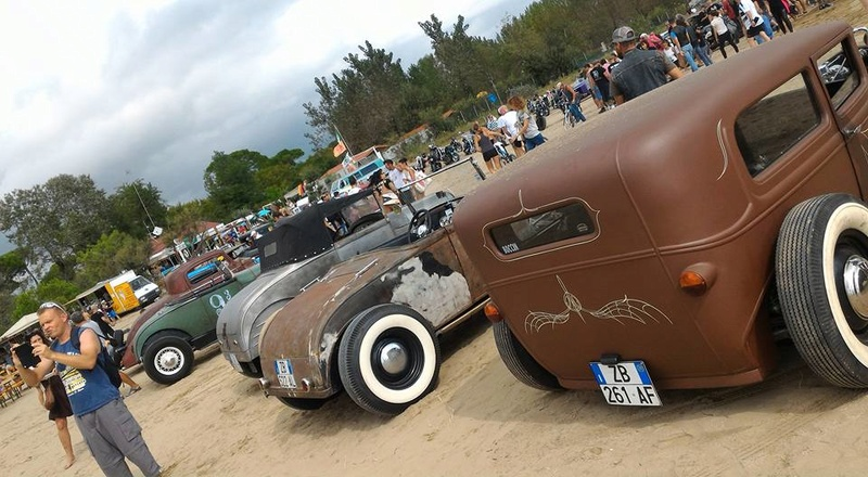 ROLL & FLAT CAORLE BEACH RACE POWERED BY 50'S BROTHERS C.C. Septembre 2017 21463110
