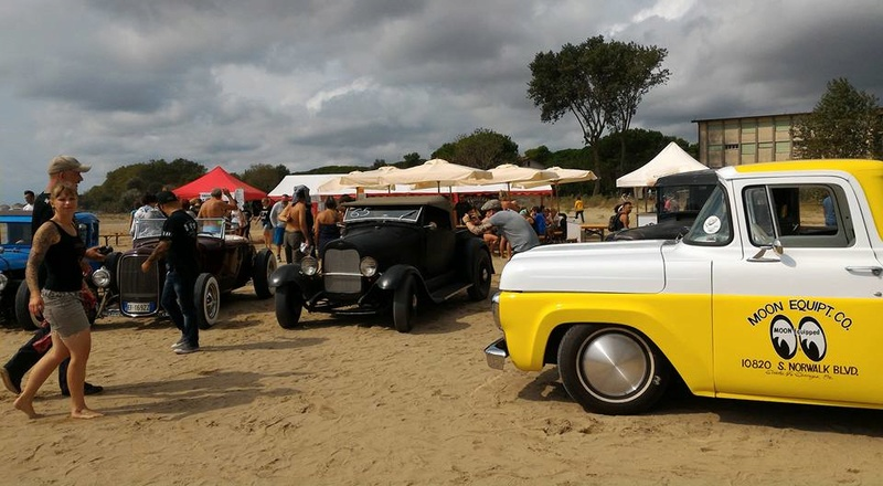 ROLL & FLAT CAORLE BEACH RACE POWERED BY 50'S BROTHERS C.C. Septembre 2017 21559010