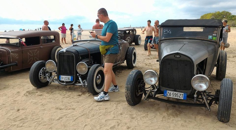 ROLL & FLAT CAORLE BEACH RACE POWERED BY 50'S BROTHERS C.C. Septembre 2017 21559011