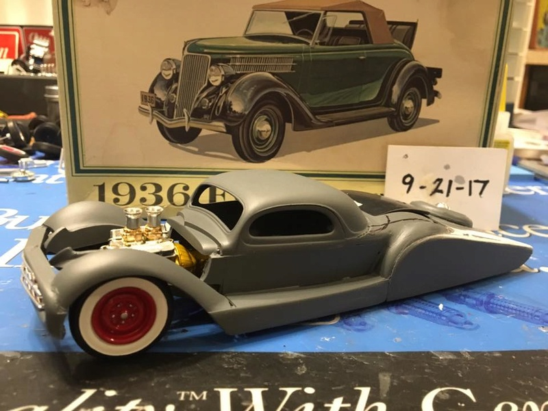 Model Kits Contest - Hot rods and custom cars 21616411