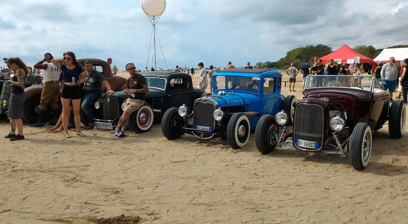 ROLL & FLAT CAORLE BEACH RACE POWERED BY 50'S BROTHERS C.C. Septembre 2017 21618011