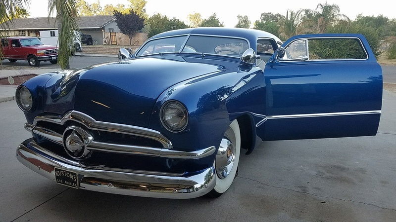 Ford 1949 - 50 - 51 (shoebox) custom & mild custom galerie - Page 26 22179710