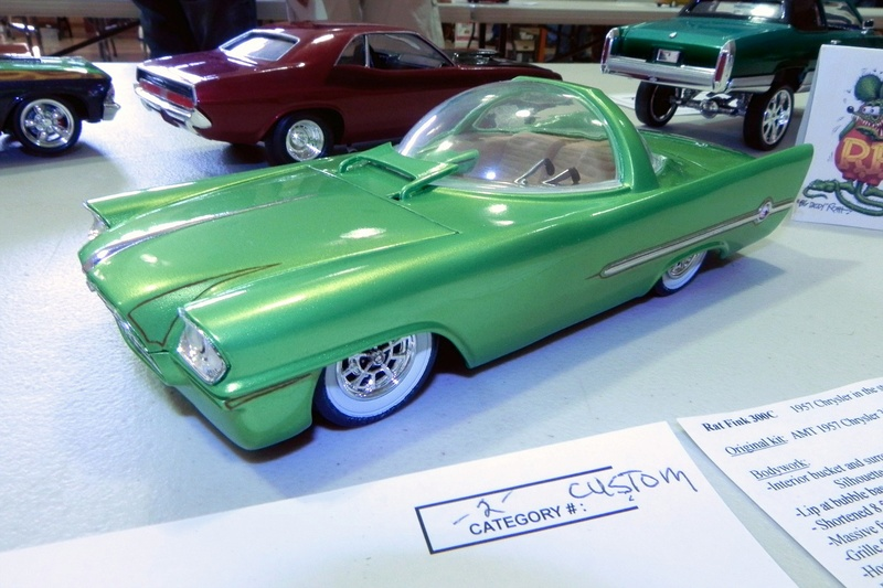Model Kits Contest - Hot rods and custom cars 311
