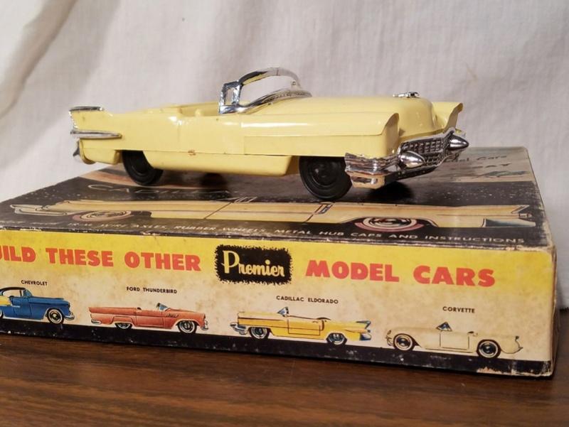 Premier - Automotive model kit 317