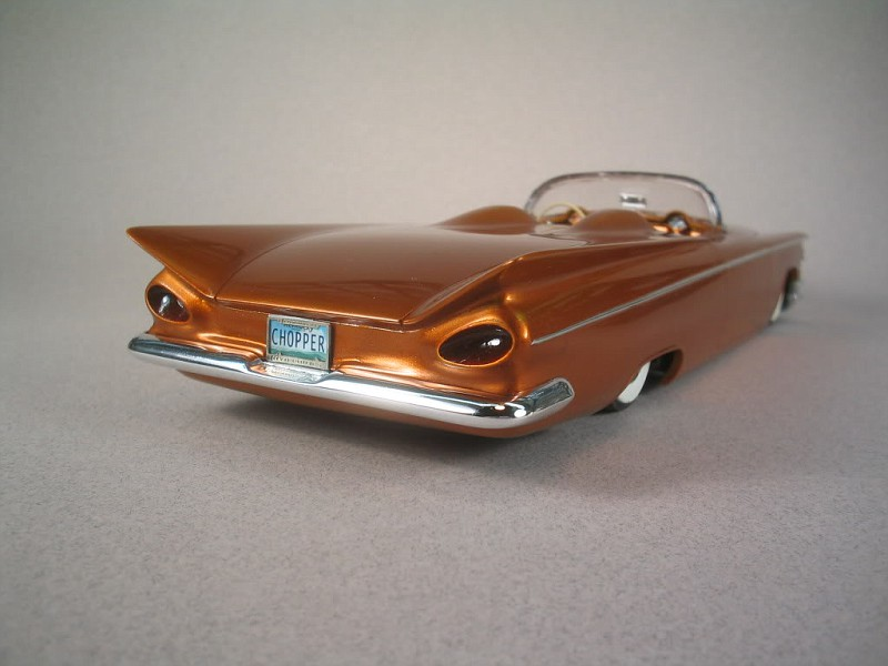 Model Kits Contest - Hot rods and custom cars 411