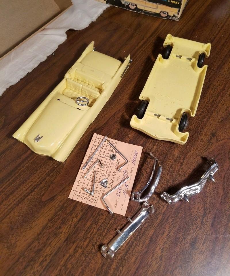 Premier - Automotive model kit 419