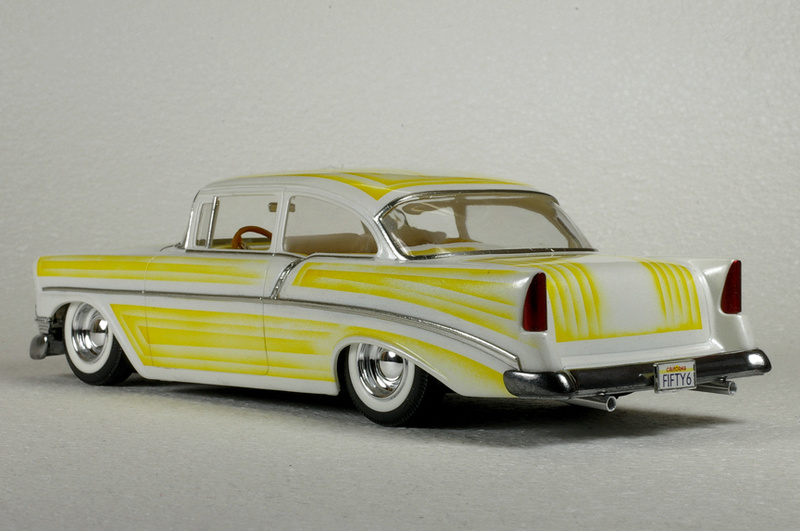 Model Kits Contest - Hot rods and custom cars 56a-vi10