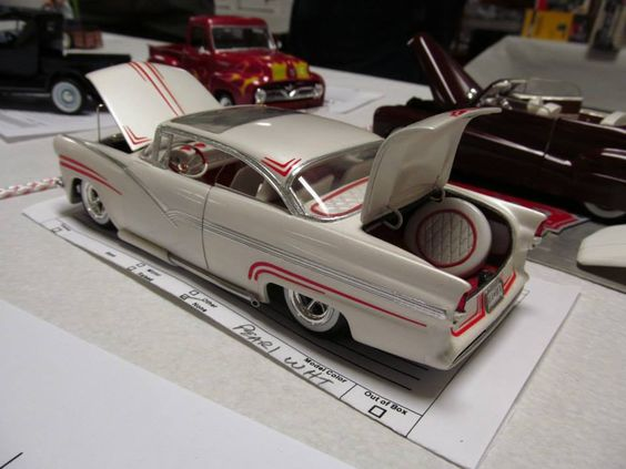 Model Kits Contest - Hot rods and custom cars B2aa7c10