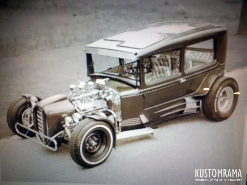 Bob Hagerty's 1931 Ford Bob-ha10