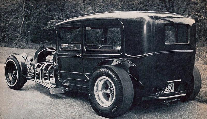 Bob Hagerty's 1931 Ford Bob-ha14