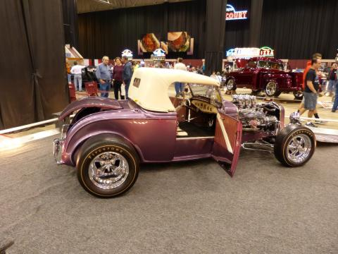 1932 Ford - Friendly Persuader - Purple Trophy Eater - The Farroni Brothers Feat1311